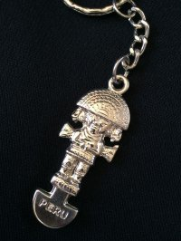 強運と金運に恵まれる ペルーの聖なるナイフ★トゥミ シルバー