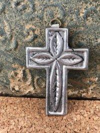 メキシカンピュータークロス 十字架 リーフ