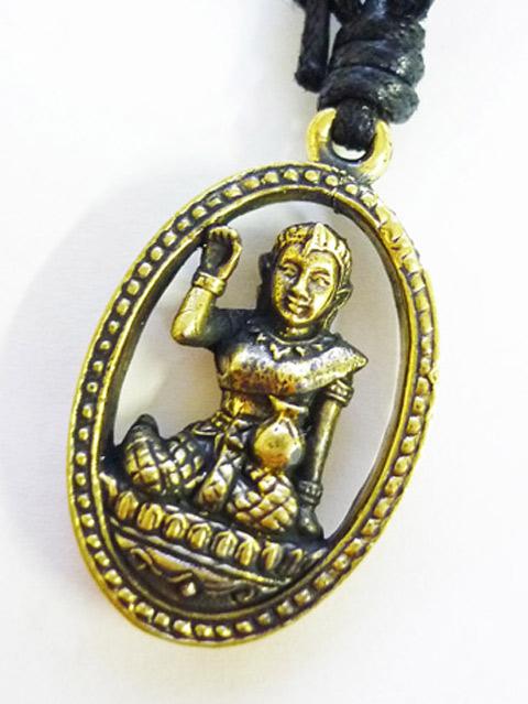 強力!タイの神様 プラジャオ 『金運・財運・商売繁盛のプラ ナン クワップ』