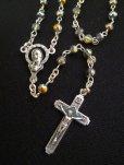 画像1: 【限定】聖なる十字架 愛の祈り ロザリオ ケース付き rainbow (1)