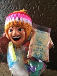 (エケッコー人形ミニチュア小物)エケコ様にお供えを♪ 小麦粉 特価