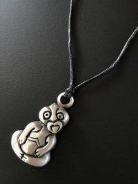 ニュージーランド マオリ族のお守り★安産・妊娠のお守り ティキ ネックレス