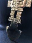 画像7: BIG! 大強運と大金運に恵まれるパワーが秘められた ペルーの聖なる黄金の大きなナイフ★トゥミ R