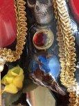 画像10: どんな願いも叶えるといわれる奇跡の聖人!サンタ・ムエルテ像 LサイズBK★R-MUERUTE
