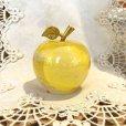 画像1: 愛と喜びを運ぶ オニキスりんご黄色 (1)