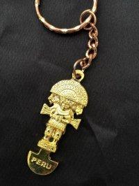 強運と金運に恵まれる ペルーの聖なるナイフ★トゥミ ゴールド