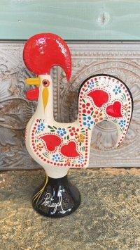幸運を呼ぶ♪ポルトガル〜幸せのバルセロスのニワトリ WH-健康運 大