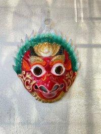 魔除けの象徴!聖なる神◆神秘ガルーダ RED
