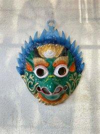 魔除けの象徴!聖なる神◆神秘ガルーダ GREEN