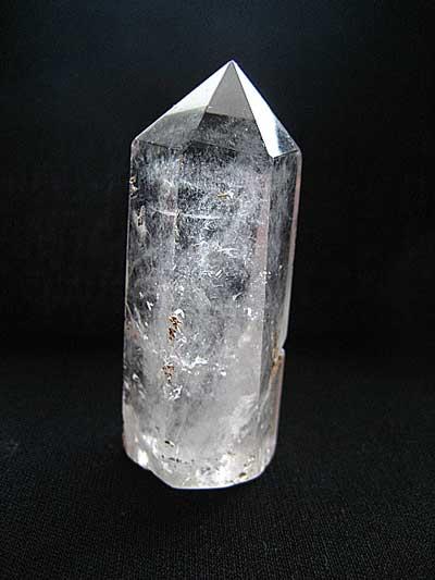 画像1: 【限定】悪いものを体外へ流してくれる! 水晶ポイント