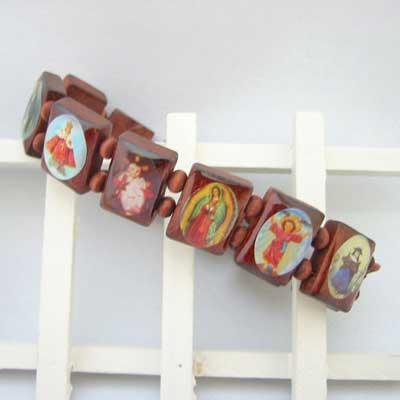 画像1: 聖なる祈りのブレスレット★聖人