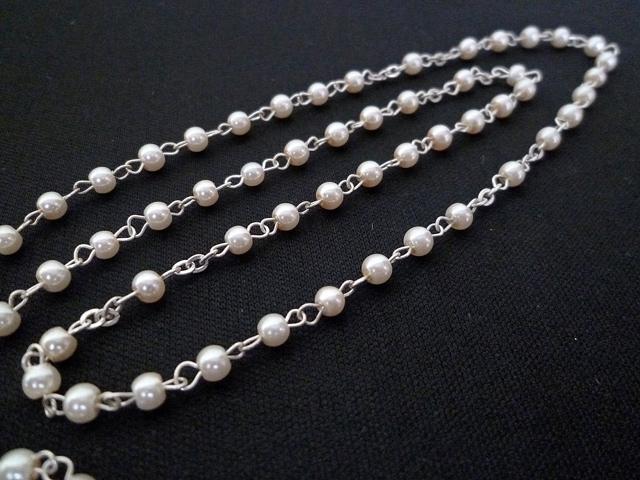 画像3: 【限定】聖なる十字架 愛の祈り ロザリオ ケース付き pearl