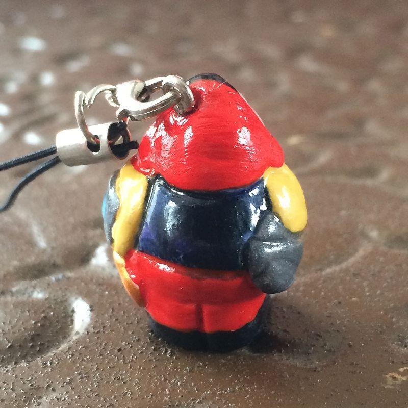 画像4: 元祖!幸せを呼ぶエケコ(エケッコー)人形ストラップ