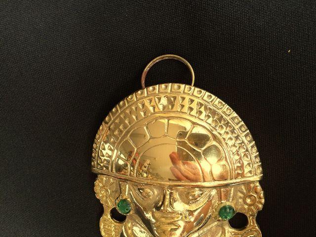 画像3: 強運と金運に恵まれるパワーが秘められた ペルーの聖なる黄金のナイフ★トゥミ
