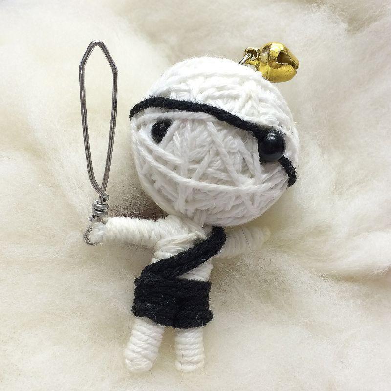 画像1: ポクポン  Little Pirate 「金運」