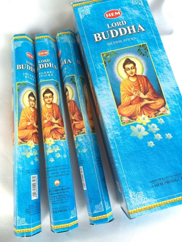 画像1: 【神様のお香】 瞑想・集中したい時に♪ ブッダ香