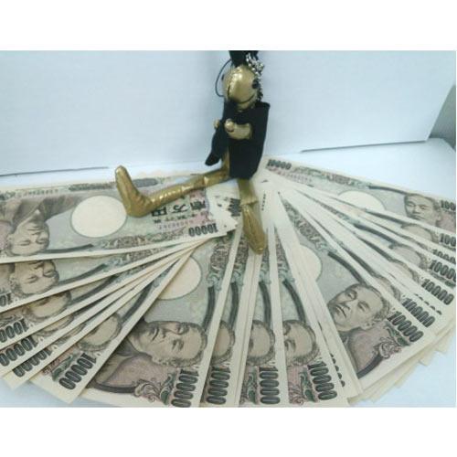 画像4: 最強の金運力を持つ!!ココペリゴールドプレミアム♪