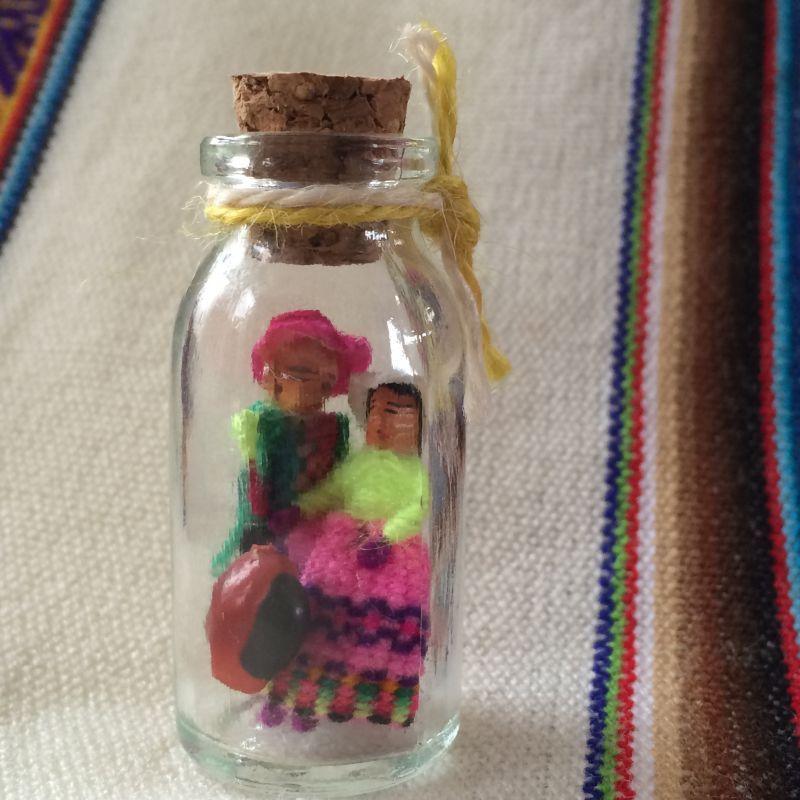 画像3: 恋を叶えるチョリ瓶♪ カップル人形