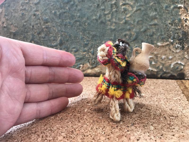 画像4: スペインのロバ☆仕事運のお守り SーブラウンS