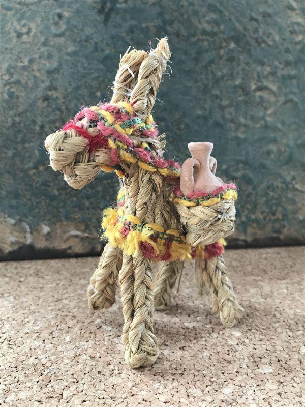 画像1: スペインのロバ☆仕事運のお守り M