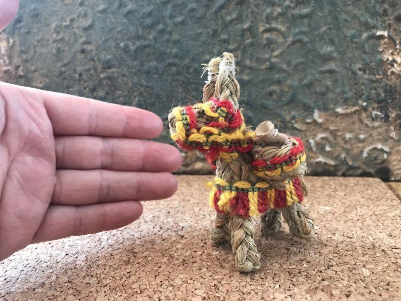 画像5: スペインのロバ☆仕事運のお守り S 壷1