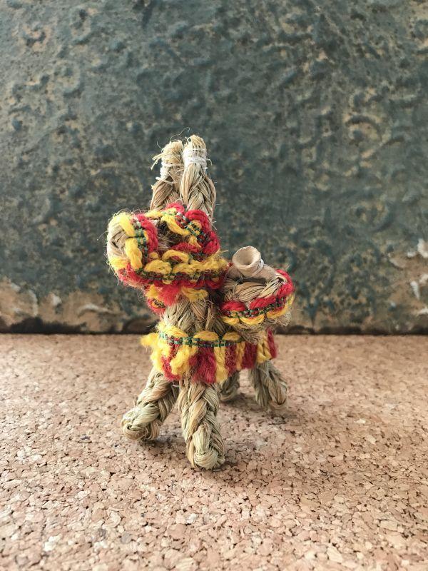 画像1: スペインのロバ☆仕事運のお守り S 壷1
