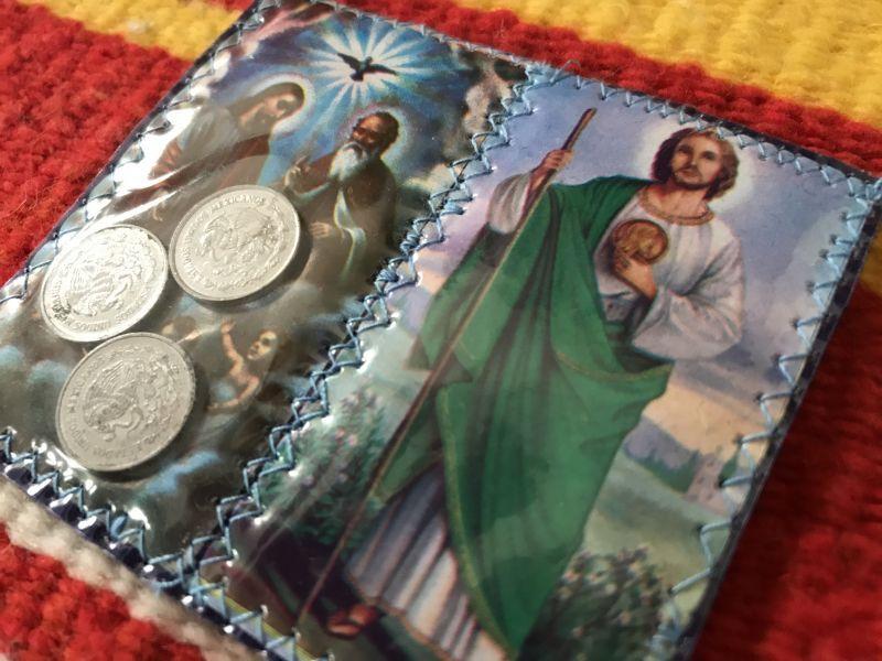 画像2: 不可能を可能にする聖人 サン・フダス・タデオ お守り