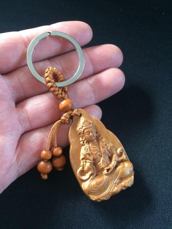 画像4: 救済の仏様★観世音菩薩 お守りキーリング