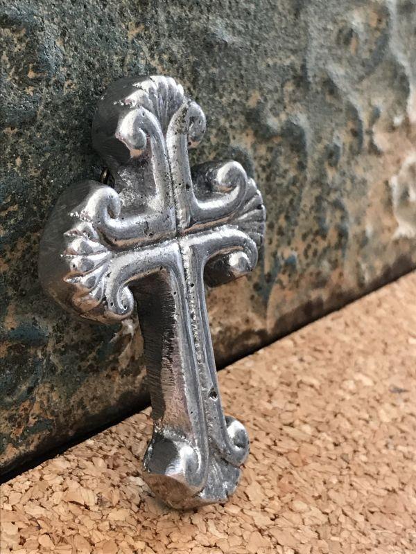 画像2: ご加護を!! メキシカンピュータークロス 十字架 シェル