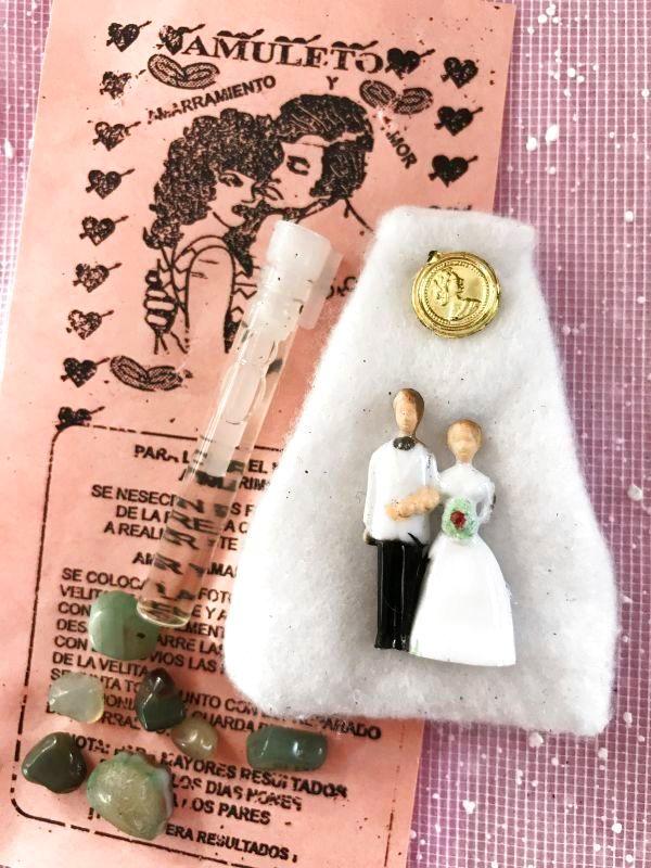 【再入荷】結婚したい♥おまじないセット