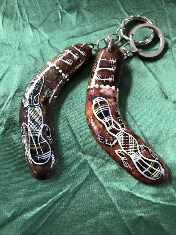 画像3: 幸運を引っ掛けて戻って来る!アボリジニのブーメラン カモノハシ