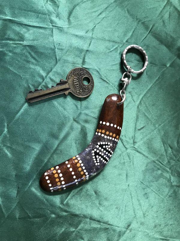 画像3: 幸運を引っ掛けて戻って来る!アボリジニのブーメラン 前進