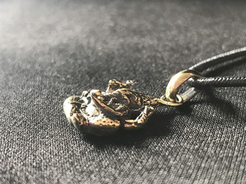 画像4: 最幸運の神★金色のガネーシャ ペンダント