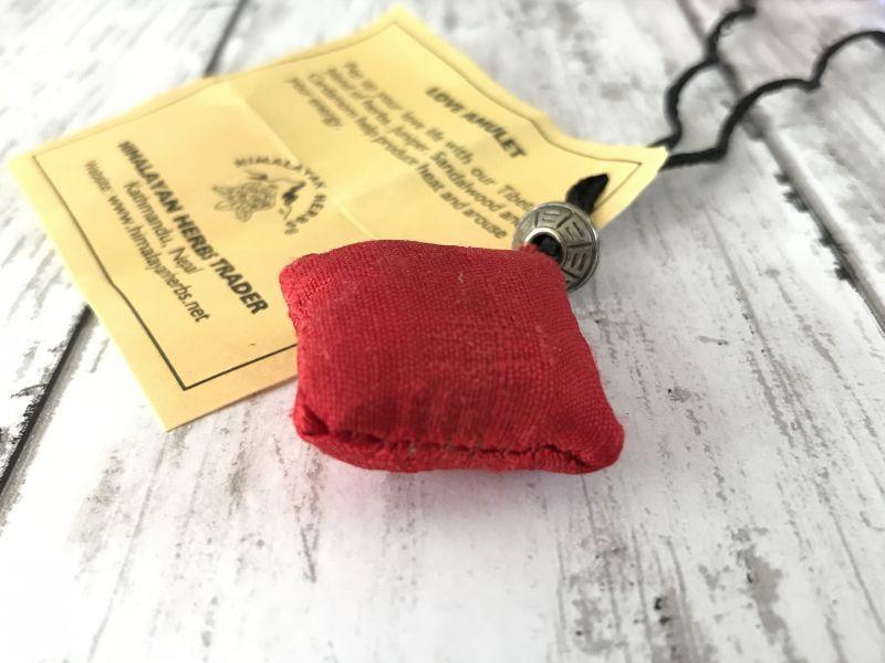 画像2: ヒマラヤ★愛を与えるお守り香り袋