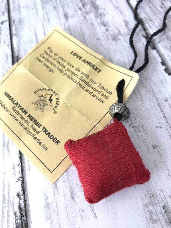 画像1: ヒマラヤ★愛を与えるお守り香り袋