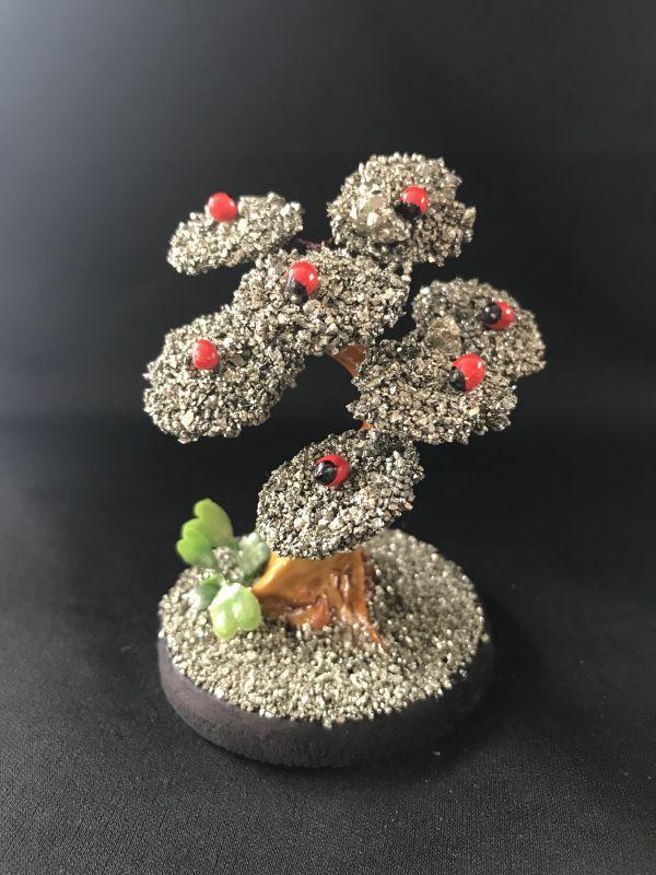 画像1: 幸運と金運パワー上昇!パイライトの樹