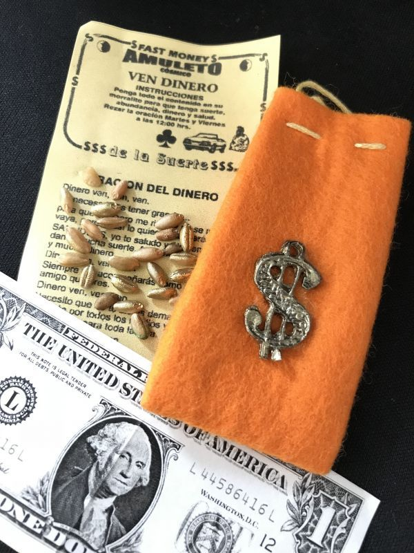 画像1: 金運・財運UP紙幣!おまじないセット