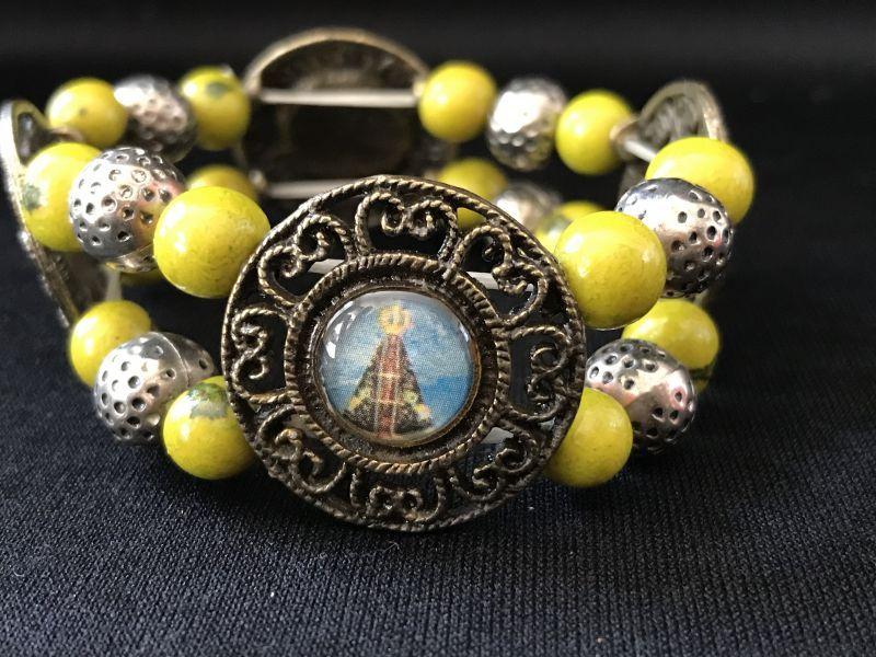 画像5: 聖人達が護ってくれる!聖なるブレスレット Y