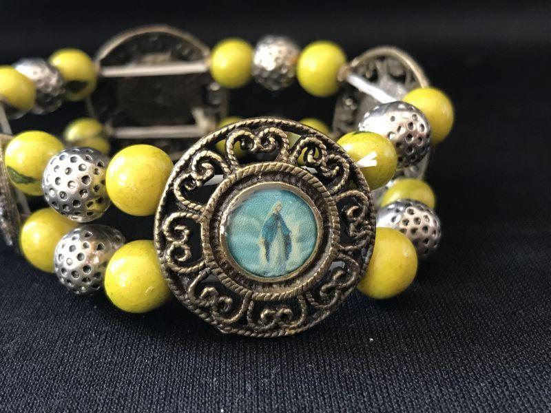 画像3: 聖人達が護ってくれる!聖なるブレスレット Y