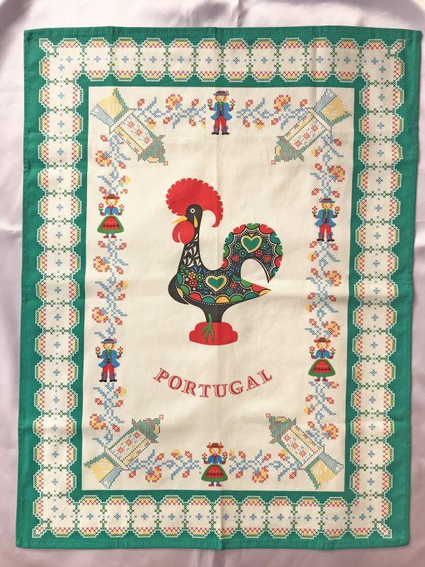 画像1: 幸運と仕事運を呼ぶ♪ポルトガル〜幸せのバルセロス タペストリーGR