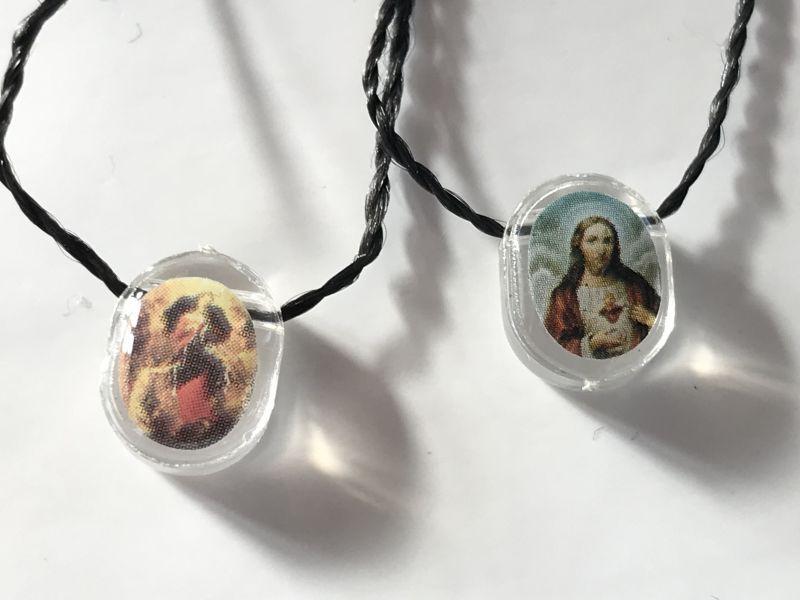 画像2: ブラジル 聖人エスカプラーリオ★結び目を解く聖母マリア【限定】