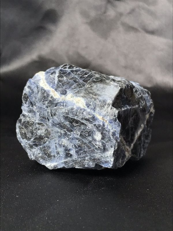 画像1: 知力・集中力を高める「合格石」★ソーダライト 原石 C