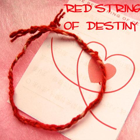 画像1: 運命の赤い糸 叶えて・・・